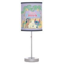 Lilo & Stitch | Come visit the islands! Table Lamp