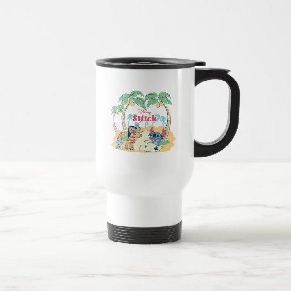 Lilo & Stitch | Come visit the islands! Travel Mug