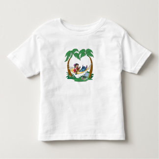 Lilo & Stitch Lilo Stitch on a hammock Toddler T-shirt