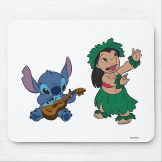 Lilo & Stitch Mouse Pad
