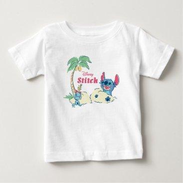 Disney Themed Lilo & Stitch | Ohana Means Family Baby T-Shirt