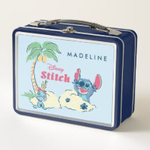 Lilo & Stitch | Ohana Means Family Metal Lunch Box