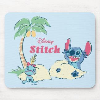 Lilo & Stitch | Ohana Means Family Mouse Pad