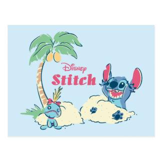 Lilo & Stitch   Ohana Means Family Postcard