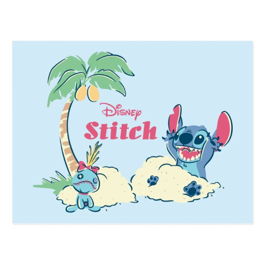 d92eb35b Lilo & Stitch | Ohana Means Family Postcard | Zazzle.com