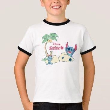 Disney Themed Lilo & Stitch | Ohana Means Family T-Shirt