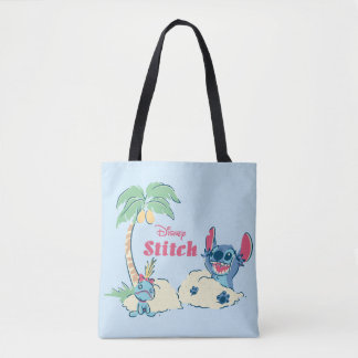 Lilo & Stitch | Ohana Means Family Tote Bag