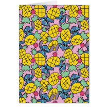 Lilo & Stitch | Pineapple Pattern