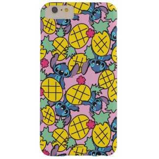 Lilo & Stitch | Pineapple Pattern Barely There iPhone 6 Plus Case