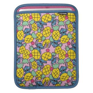 Lilo & Stitch   Pineapple Pattern iPad Sleeve