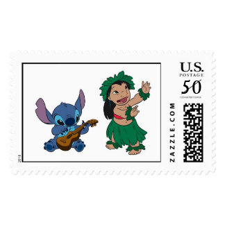 Lilo & Stitch Postage