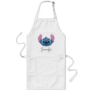Lilo & Stitch | Stitch Emoji Long Apron
