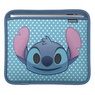 Lilo & Stitch   Stitch Emoji Sleeve For iPads