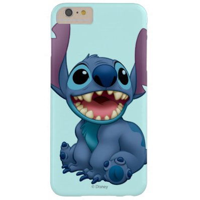 Lilo & Stitch Stitch excited Barely There iPhone 6 Plus Case