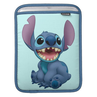 Lilo & Stitch Stitch excited iPad Sleeves