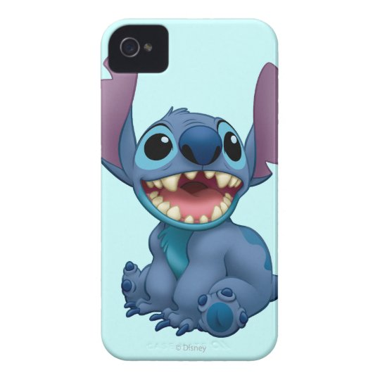 Lilo & Stitch | Stitch Excited iPhone 4 Cover