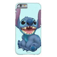 Lilo & Stitch Stitch excited iPhone 6 Case
