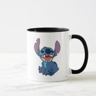 Lilo & Stitch Stitch excited Mug