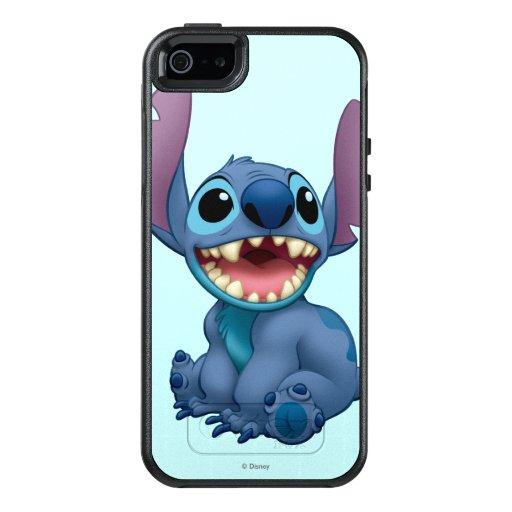 Lilo u0026 Stitch Stitch excited OtterBox iPhone 5/5s/SE Case : Zazzle