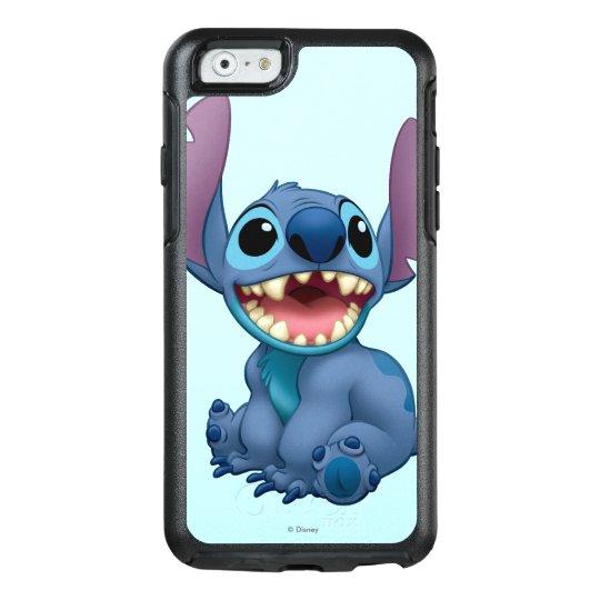e3efbcef573 Lilo & Stitch | Stitch Excited OtterBox iPhone Case | Zazzle.com