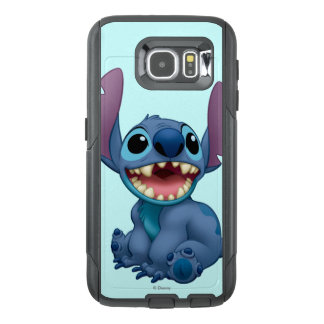 Lilo & Stitch | Stitch Excited OtterBox Samsung Galaxy S6 Case