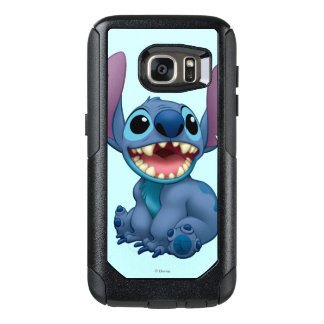 Lilo & Stitch | Stitch Excited OtterBox Samsung Galaxy S7 Case