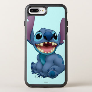 Lilo & Stitch | Stitch Excited OtterBox Symmetry iPhone 7 Plus Case