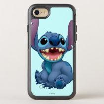 Lilo & Stitch | Stitch Excited OtterBox Symmetry iPhone 8/7 Case
