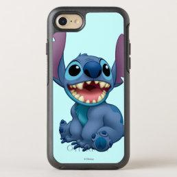 Lilo & Stitch   Stitch Excited OtterBox Symmetry iPhone 8/7 Case