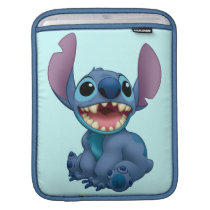 Lilo & Stitch   Stitch Excited Sleeve For iPads