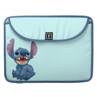 Lilo & Stitch Stitch excited Sleeve For MacBook Pro
