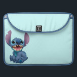 "Lilo &amp; Stitch | Stitch Excited Sleeve For MacBooks<br><div class=""desc"">Lilo &amp; Stitch Stitch</div>"
