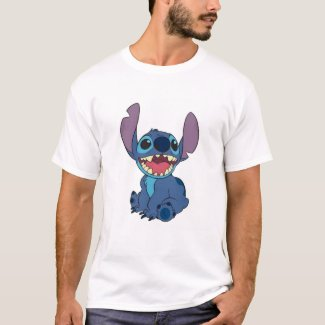 Lilo & Stitch | Stitch Excited T-Shirt