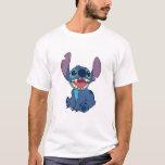 "Lilo &amp; Stitch   Stitch Excited T-Shirt<br><div class=""desc""></div>"