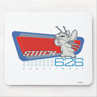 Lilo & Stitch Stitch Experiment 626 design Mouse Pad