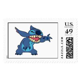 Lilo & Stitch Stitch teeth Postage