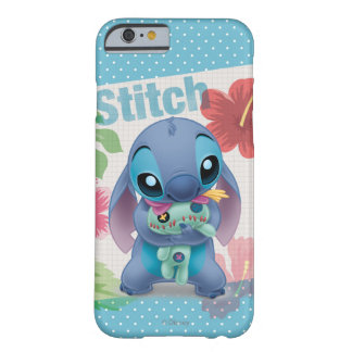 Lilo & Stitch | Stitch with Ugly Doll Barely There iPhone 6 Case