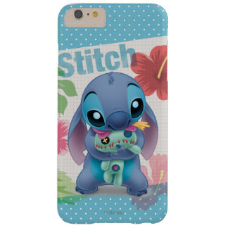 Lilo & Stitch | Stitch with Ugly Doll Barely There iPhone 6 Plus Case