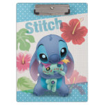 Lilo & Stitch | Stitch With Ugly Doll Clipboard at Zazzle