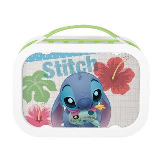 Lilo & Stitch | Stitch With Ugly Doll Lunch Box at Zazzle