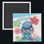 "Lilo &amp; Stitch   Stitch with Ugly Doll Magnet<br><div class=""desc"">Lilo and Stitch</div>"