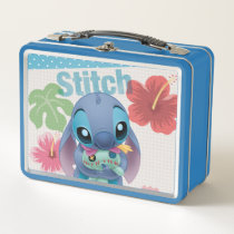 Lilo & Stitch | Stitch with Ugly Doll Metal Lunch Box