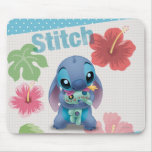 Lilo & Stitch | Stitch With Ugly Doll Mouse Pad at Zazzle