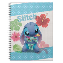 Lilo & Stitch | Stitch with Ugly Doll Notebook