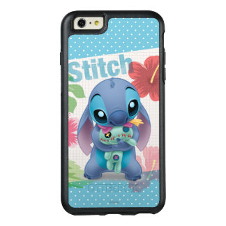 Lilo & Stitch | Stitch with Ugly Doll OtterBox iPhone 6/6s Plus Case