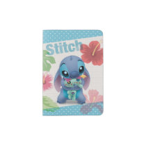 Lilo & Stitch   Stitch with Ugly Doll Passport Holder