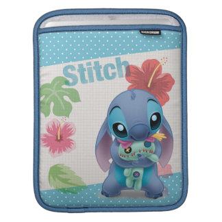 Lilo & Stitch   Stitch with Ugly Doll Sleeve For iPads