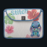 "Lilo &amp; Stitch | Stitch with Ugly Doll Sleeve For MacBooks<br><div class=""desc"">Lilo and Stitch</div>"