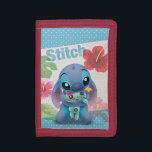 "Lilo &amp; Stitch   Stitch with Ugly Doll Tri-fold Wallet<br><div class=""desc"">Lilo and Stitch</div>"