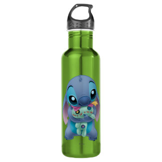 Lilo & Stitch | Stitch with Ugly Doll Water Bottle